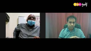 Dubai:Virtual Interview with Dr.Paruchuri Rambabu, a doctor recovered from corona