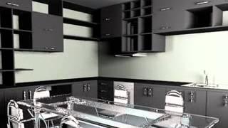 дизайн кухни в доме, оформление кухни, расположение шкафов на кухне, дизайн кухонных шкафов(http://fotohudojnik.jimdo.com/ http://tirasdesigner.blogspot.com/ Дизайн кухни должен быть удобен в эксплуатации самой кухни в кухонном..., 2014-07-03T16:20:41.000Z)