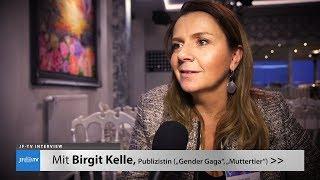 """Birgit Kelle: """"Wir dringen durch"""" (JF-TV Interview)"""