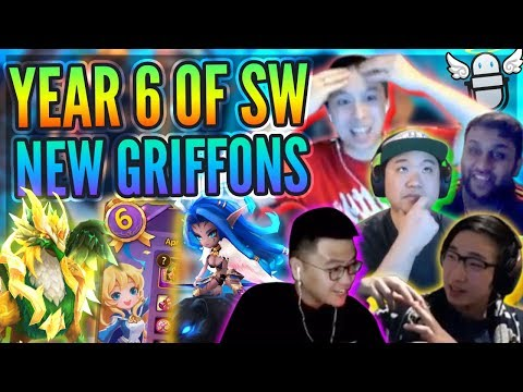 How To Use 2A Griffons! - SW 6th Year Anniversary Events?! | RTA Suggestions! - Summoners War