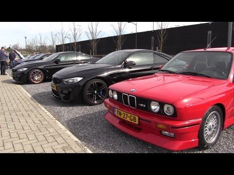 BMW M Club Meeting at BMW Breeman 26-03-2017