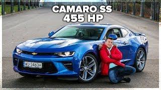 Typowy dzień właściciela Camaro SS: