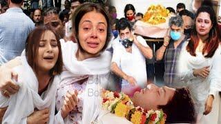 Sidharth Shukla Last Rites Full Video Part 2 Sambhavna Seth, Mahira Sharma, Vidhyut Jamwal