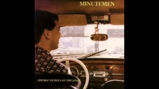 Minutemen--Corona (Jackass theme song)