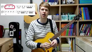 Math Rock - How to Play in 3/4 Time and 6/8 Time