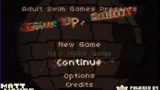 El juego epileptico alv | Give Up Robot EP1 | SrGalletas