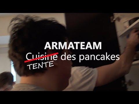 Opération Pancakes à Toronto