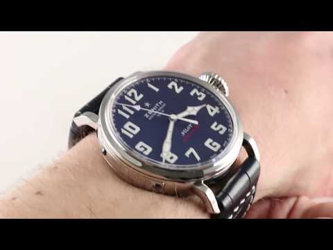 Zenith Pilot Type 20 Extra Special North America 03.2432.679/51.C779 Luxury Watch Review