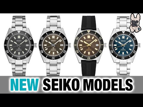 Why NEW 2020 Seiko Models Are GREAT! They Finally LISTENED!
