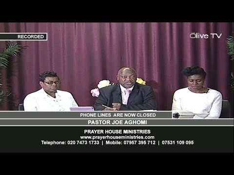 The Prayer Line: How To Walk Into Divine Victory Using The Right Keys Part 2