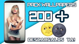 MEGA PACK+200 WALLPAPERS DE CHICAS SEXYS FEAT★ANA BANANA