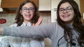 Challenge Giulia vs Federica: Indovina il cibo!