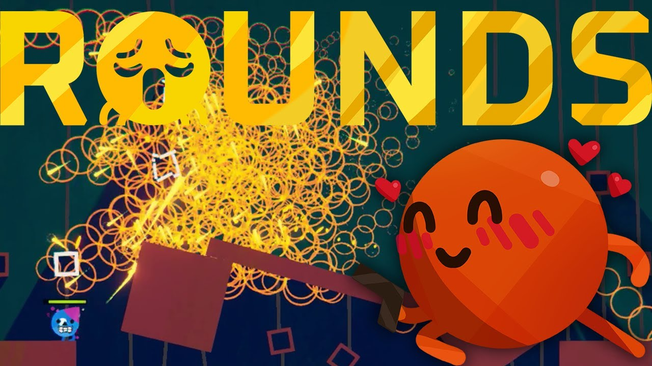 Download Rounds - BIG COMB BULLETS!! (4-Player Gameplay)