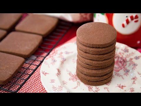 THE BEST CHOCOLATE SUGAR COOKIES