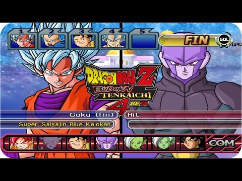 Dragon Ball Z Budokai Tenkaichi 4 (ES) (PS2) - Mod Download | GO GO
