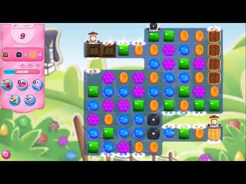Candy Crush Saga Level 4797 NO BOOSTERS
