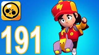 Brawl Stars - Gameplay Walkthrough Part 191 - Red Dragon Jessie (iOS, Android)
