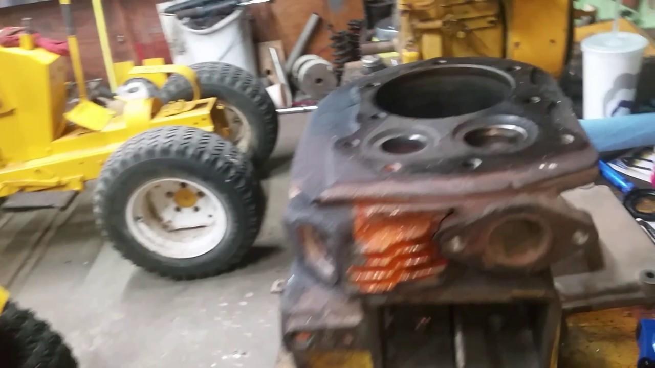 Going to rebuild a Kohler engine