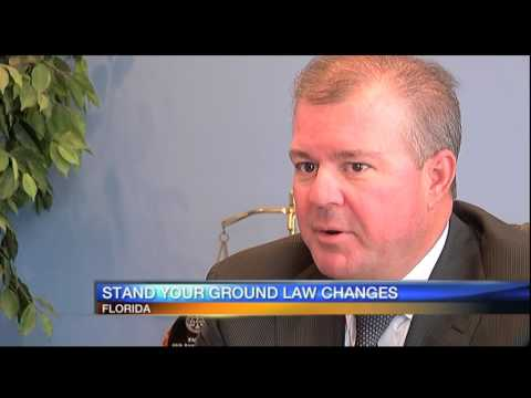 Stand Your Ground Law changes in Florida