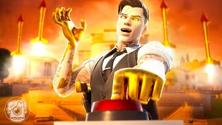 MIDAS'S SECRET DOOMSDAY PLAN! (A Fortnite Movie)
