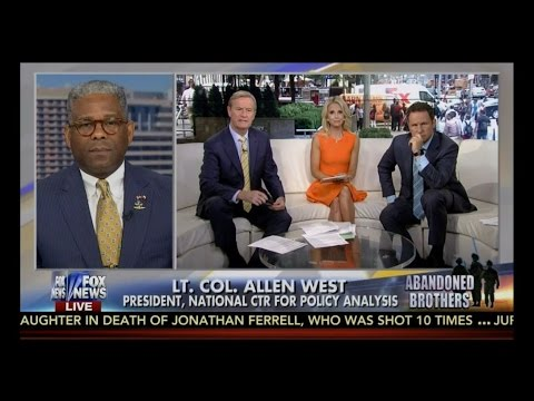 Allen West Takes On New OUTRAGEOUS VA Scandal That
