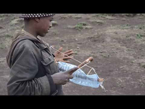 Travel Ethiopia: Plastic bottles recycled in the Semien national Parks