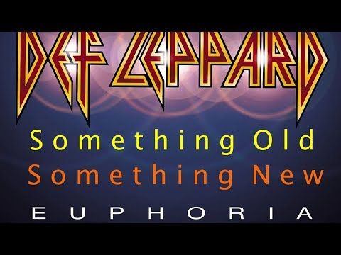 Something Old, Something New - Euphoria - Track by Track (Part 1)