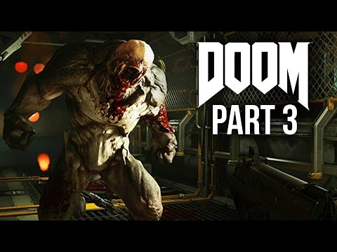 Let's Play DOOM 4 Part 3: Meltdown