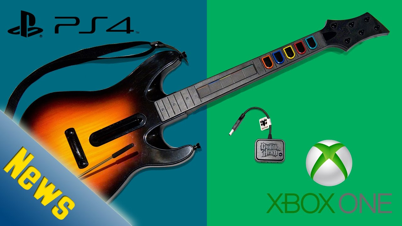 News: New Guitar Hero Reportedly Coming to PS4, Xbox One ...