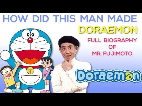 How Was Doraemon Born | Fujiko Fujio Full Biography