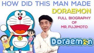 How was Doraemon born   Fujiko Fujio Full Biography