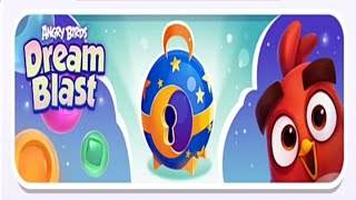 Angry Birds Dream Blast mobile gameplay part 1