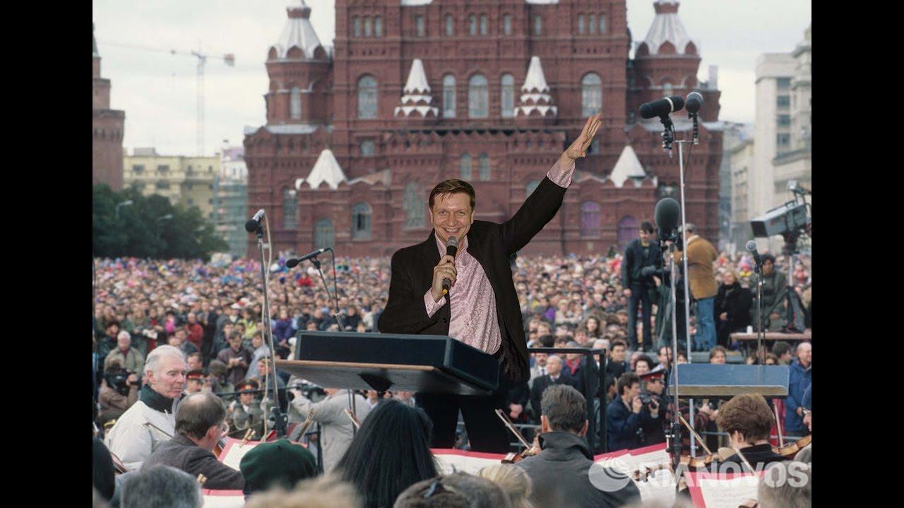 """Владимир Путин молодец!"" Песня Олега Лихачева ..."