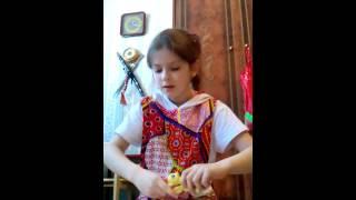 Видео урок как сделать прическу пони или кукле