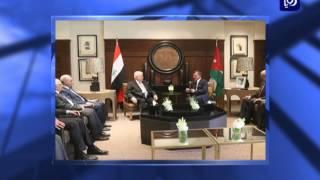 قمةٌ أردنيةٌ عراقية تبحث العلاقاتِ الثنائيةَ والمستجداتِ العراقيةِ والإقليمية
