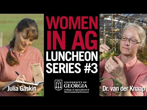 Women in Ag Luncheon Series - Session 3