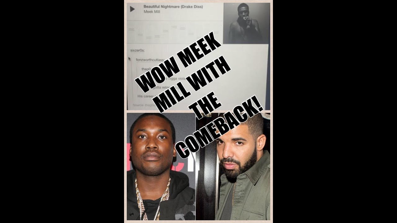 Lyric freestyle diss lyrics : MEEK MILL BEAUTIFUL NIGHTMARE (DRAKE DISS) WITH LYRICS! - YouTube