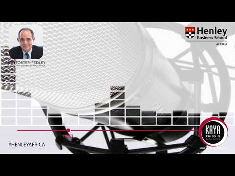 Henley Africa launches the new African Hero Scholarship   Jon Foster-Pedley on Kaya.fm