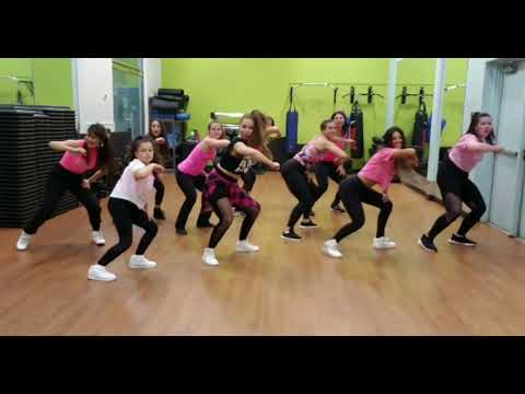 Zumba Class With Yana Canada - Gyal You Are A Party Animal By Charly Black