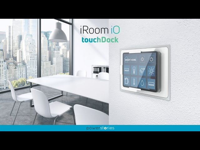 Powerstories: iRoom iO touchDock