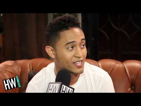Tahj Mowry Reveals 'Full House' Secrets In Fun Game! (HOT SEAT)
