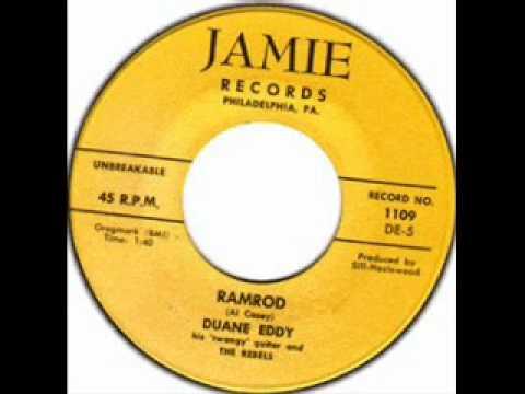 DUANE EDDY    Ramrod    AUG '58