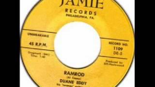 DUANE EDDY    Ramrod    AUG