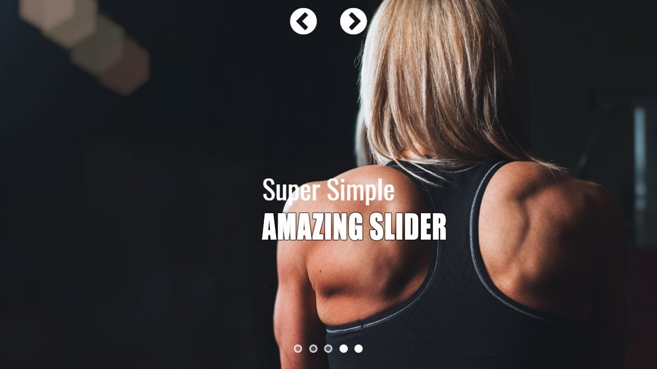 3D Amazing Slider Design using  HTML & CSS Only – Introducing soon