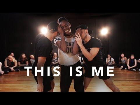 This Is Me - Keala Settle | Vale Merino Choreography @valemerinom