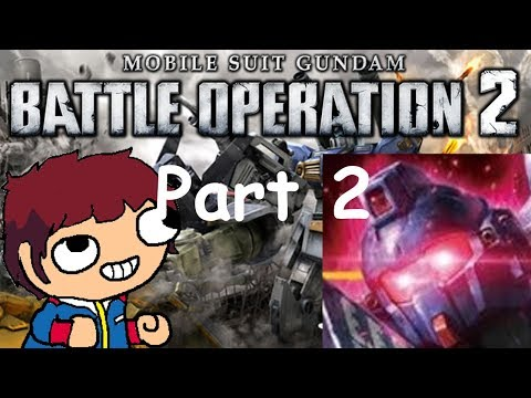 Mobile Suit Gundam: Battle Operation 2 New Player Guide [Part 2]