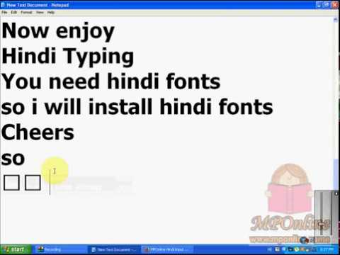 How to Type Hindi with English Keyboard | Offline English to Hindi  Converter Tool