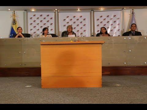 Gobierno y oposición firman acuerdo en el CNE: Elecciones quedarán para 2da semana de mayo
