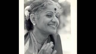 M S Subbulakshmi - Tulasi Dalamulache - Mayamalavagaula - Tyagaraja Swami