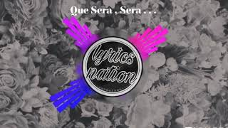 Doris Day - Que Sera Sera (LIRIK dan ARTINYA) lyrics nation